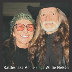Rattlesnake Annie sings Willie Nelson